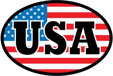 USA OVALS